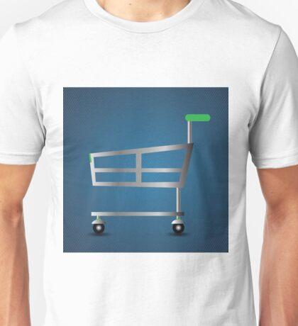 shopping basket Unisex T-Shirt