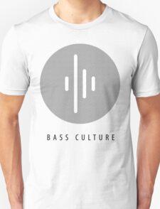 """Bass culture logo """"mind blown"""" Unisex T-Shirt"""