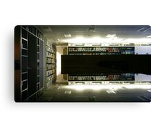 Space PTW  Canvas Print