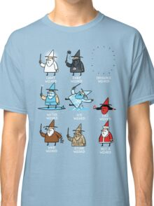 Know Your Wizards ! Classic T-Shirt
