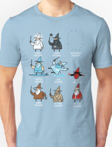 Know Your Wizards ! T-Shirt