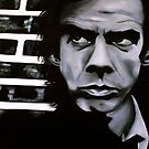 Nick Cave by ValerieSherwood