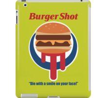 Burger Shot iPad Case/Skin