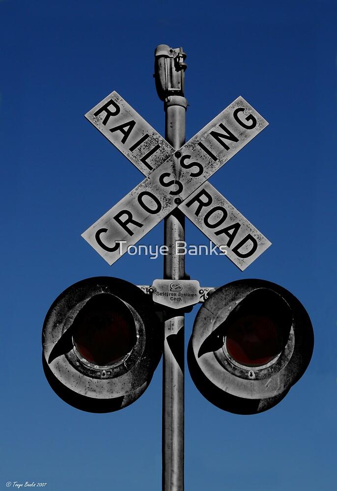 Hear That Train a Comin? by Tonye Banks