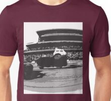 "Unique and rare 1980 Race Trucks France 14 (n&b) (h) "" fawn paint Picasso ! Olao-Olavia by Okaio Créations Unisex T-Shirt"