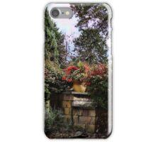 A front yard garden iPhone Case/Skin