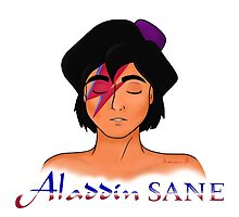 Aladdin Sane by citrustangerina