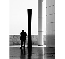 'My Understanding' - Getty Centre - USA 2008 Photographic Print