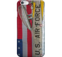 AIr Force fighter Jet iPhone Case/Skin