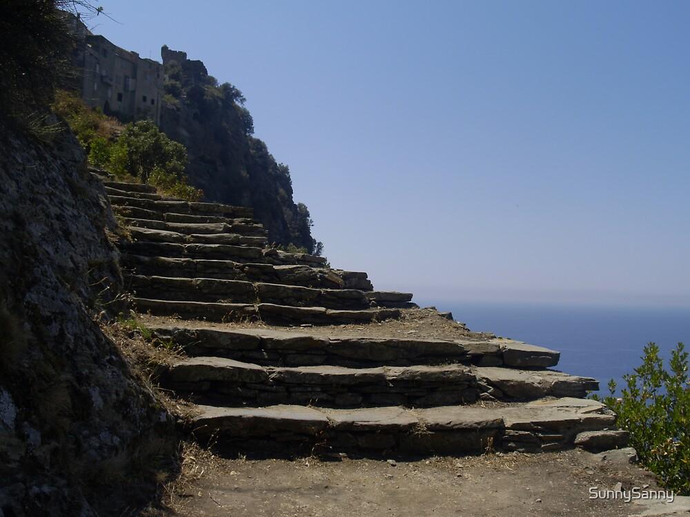 Nonza, Corsica by SunnySanny