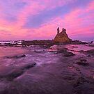 twilight glow by Tony Middleton