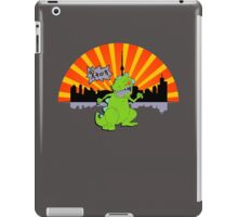 Reptar in da sity iPad Case/Skin