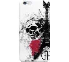 Trash Polka Dimebag Darrell iPhone Case/Skin