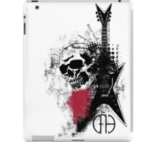 Trash Polka Dimebag Darrell iPad Case/Skin