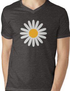 Daisy flower Mens V-Neck T-Shirt