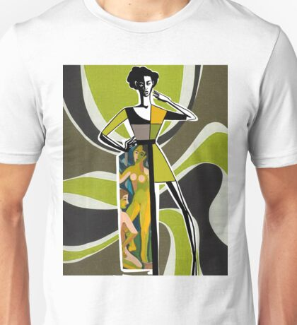 Expressionist 7 Unisex T-Shirt