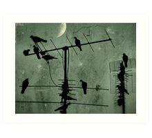 Flight of fantasy... Art Print