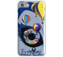 "H""Eye"" Flyer iPhone Case/Skin"