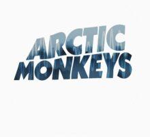 Arctic Monkeys Foggy City  Kids Clothes