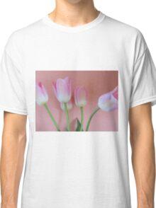 Romancing Tulips Classic T-Shirt