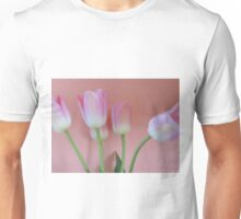 Romancing Tulips Unisex T-Shirt