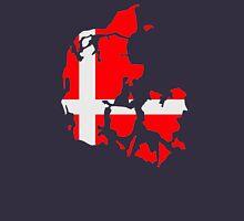 Denmark map flag Unisex T-Shirt
