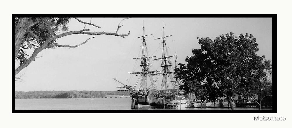 The Endeavor, Alexandria, Virginia by Matsumoto
