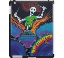 Drummer Of The Dead iPad Case/Skin