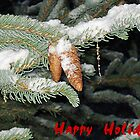 Smell The Pine-Happy Holidays by shellyb