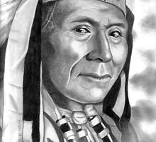 'Chief Daniel'-Wasco by Karen A. Cash