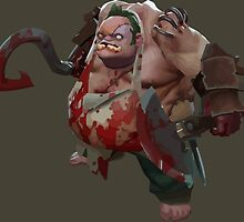 Dota 2 - Pudge [Vector] by Raúl Jiménez