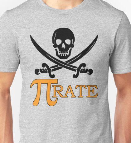 Pi-rate Unisex T-Shirt