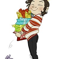 theres presents for everyone! by beel