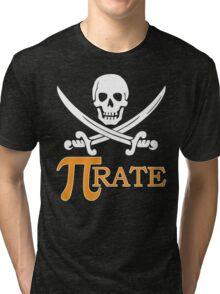 Pi-rate Tri-blend T-Shirt
