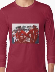 "Unique and rare 1980 Race Trucks France 17 (c) (t) "" fawn paint Picasso ! Olao-Olavia by Okaio Créations Long Sleeve T-Shirt"