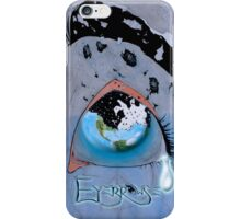 """Eye"" Shed a Tear for Thee iPhone Case/Skin"