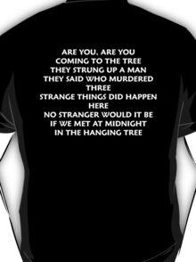 The Hanging Tree Song Mockingjay T-Shirt