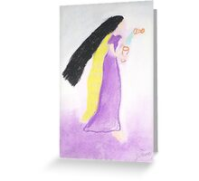 The Water Bearer Greeting Card
