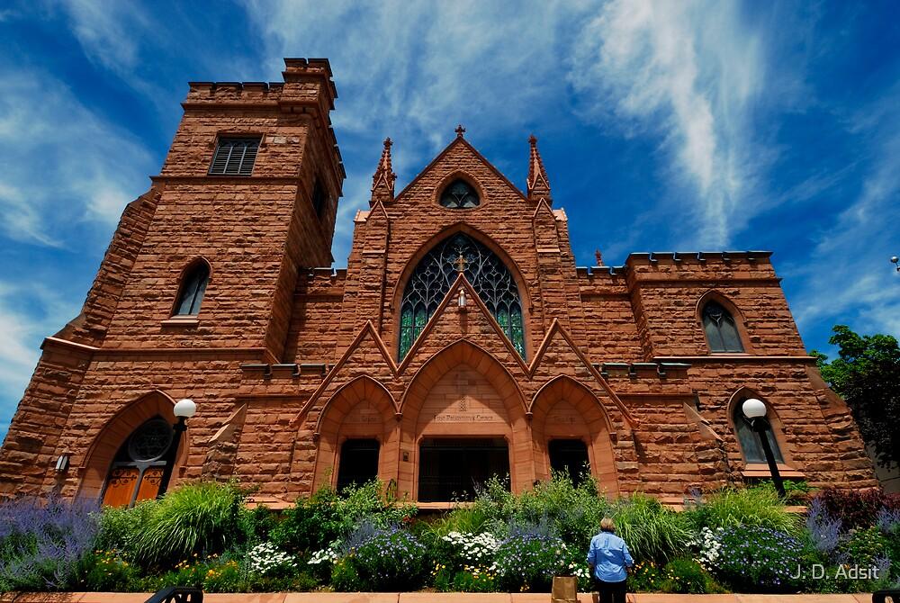 Salt Lake Gothic by J. D. Adsit