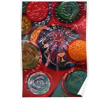 Christmas Holiday decorations Poster