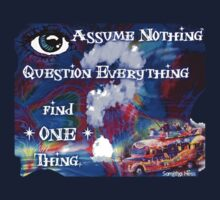 Question Everything by Samitha Hess