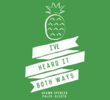 I've Heard it Both Ways by Ben Parker