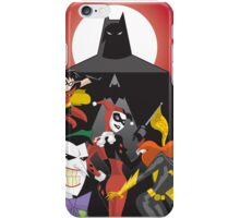 Batman TAS iPhone Case/Skin