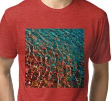 Rippled Tri-blend T-Shirt