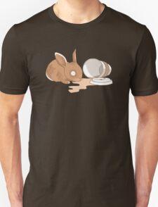 Coffy Rabbit Unisex T-Shirt