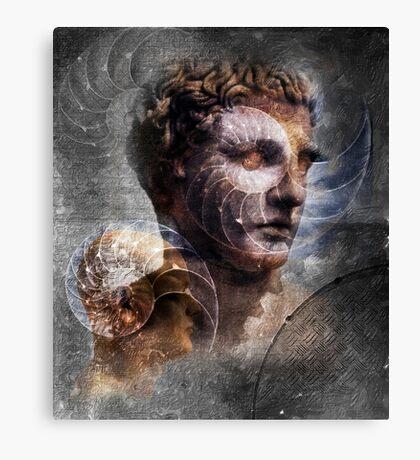 Evolving Perception Canvas Print