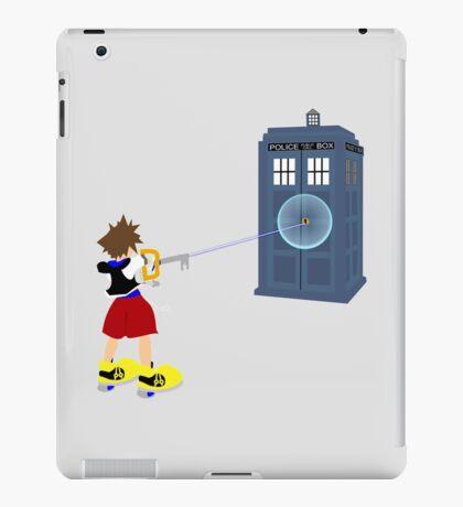 Sealing the TARDIS iPad Case/Skin