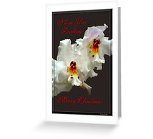 I Love You Darling - Merry Christmas Greeting Card