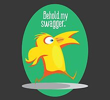 Behold My Swagger by solnoirstudios