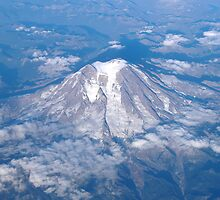 Mt. St. Helens by Angeleah Hoeppner
